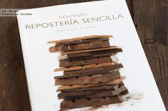 Repostería sencilla. Libro de recetas http://www.directoalpaladar.com/libros-de-cocina/reposteria-sencilla-libro-de-recetas