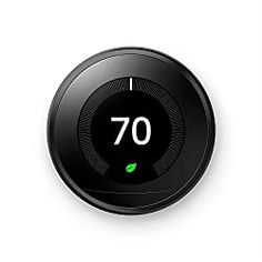 Best Smart Thermostat: Honeywell Lyric vs Nest vs Ecobee vs OneLink | Safe Smart Living Nest Thermostat Review, Home Thermostat, Best Wifi, Home Technology, Works With Alexa, Black Mirror, Heating And Cooling, Mobile Application