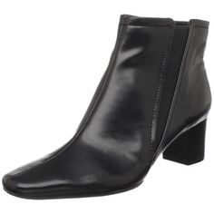 Bandolino Women's Amaze Ankle Boot,Black/Black Synthetic,9.5 M US BANDOLINO. Orig price: $69.00. Your price: $39.95. http://www.amazon.com/dp/B003PPEI8C/ref=cm_sw_r_pi_dp_CGrdub1ATGHQ1