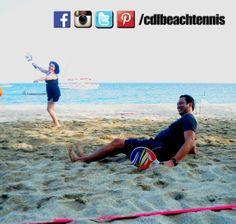 You won't mind falling if you're enjoying.  Do the best you can!   #philippinebeachtennis #beachtennisphilippines #PHBeachTennis #itsmorefuninthephilippines #fadysports #tobys #philippines #beaches #beachsport #fun #sand #summer #sun #sports #CDLbeachtennis #fady #beachtennis #Laluzresort #Laluzbeachresort #olympicbeachtennis