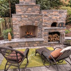 Outdoor Pizza Oven Home Design Ideas, Pictures, Remodel and Decor