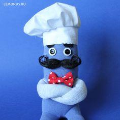 Handmade Toys, Snowman, Disney Characters, Fictional Characters, Art, Art Background, Kunst, Snowmen, Performing Arts