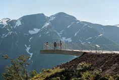 Utsikten Noorwegen Fika Magazine