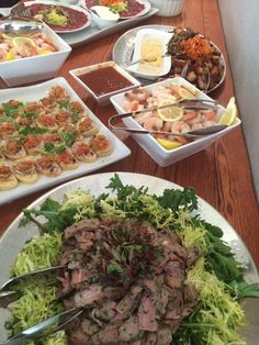 We can cater your event, whether it be a wedding, anniversary, meeting, birthday.  www.runningy.com
