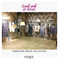 Shopping at SmartPark 's #matfashion store! Kαλοκαιρινό shopping στο κατάστημα μας στο SmartPark! Η συλλογή Azulejos ξεχωρίζει για την φρεσκάδα της και γιατί μας ταξιδεύει στα αγαπημένα Ελληνικά νησιά! #matazulejos #fashion #porcelain #trend #mat_smartpark #SmartPark #shopping #inspiration #Spata #summer2016 #collection #ootd #fashionista