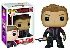 Marvel - MCU - Avengers: Age of Ultron - Hawkeye - in my collection! FINALLY, just ordered him!