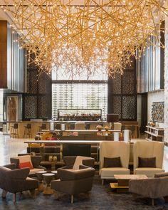 Hilton Mexico City Santa Fe by HBA
