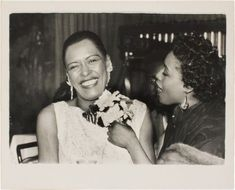 Billie Holiday, Doug Quackenbush, c. Billie Holiday, Lady Sings The Blues, Beauté Blonde, Classic Jazz, Vintage Black Glamour, Gone Girl, Jazz Musicians, Jazz Blues, Ladies Day