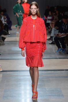 Sacai Spring 2014 Ready-to-Wear - Collection - Gallery - Style.com