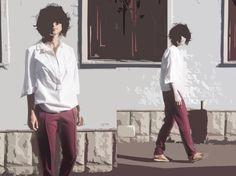 Viavestis.ru #рубашканазаказ #купитьрубашку #брюкиназаказ #брюкибордовые #москва #пятницкая #viavestis #одежданазаказ #clothes&accessories #shirt #whileshirt #trousers #clothes