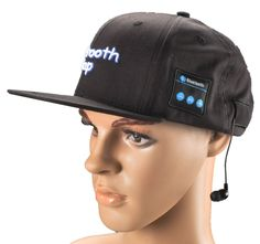 New Bluetooth baseballcap
