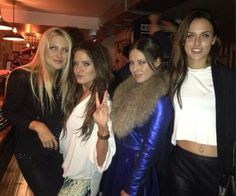 Made in Chelsea girls