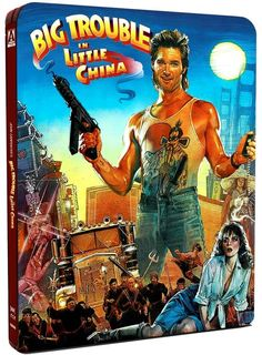 Review: Big Trouble In Little China
