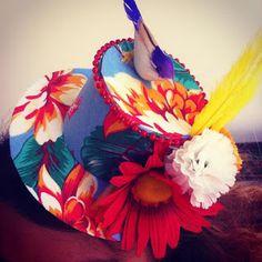 Tiara Mini Chapeu Carnaval   Mille Choses