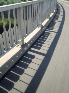 My next deck railing...yes please!!