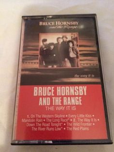 The Way It Is by Bruce Hornsby/Bruce Hornsby & the Range (Cassette, 1986, RCA)