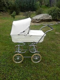 Stegner Baby Carriage, Prams, Sweet Memories, Kids And Parenting, Baby Strollers, Retro, Dolls, Romania, Children