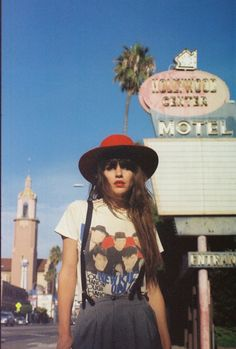 Wild at heart: This town will eat you alive... Welcome to Hollywood!!