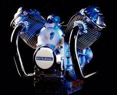 (MOTO GUZZI Engine)