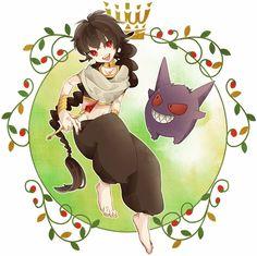 Magi x Pokemon 3: Similar? XD