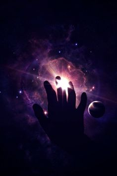 What we perceive through our senses as empty space is actually the plenum, which is the ground for the existence of everything. ~ David Bohm