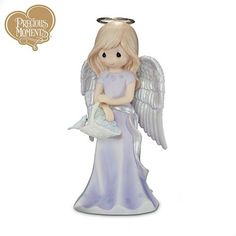 Precious Moments Alzheimer's Support Porcelain Angel Figurine: A Compassionate Friend by The Hamilton Collection - http://www.preciousmomentsfigurines.org/angels/precious-moments-alzheimers-support-porcelain-angel-figurine-a-compassionate-friend-by-the-hamilton-collection-2/