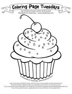 Art'sanália: Riscos para pintar cupcakes!