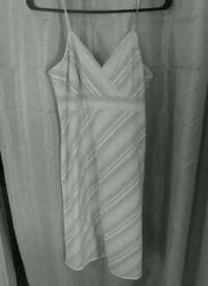 Old Navy Pretty Summer Sun Dress Size 8 100% Cotton #OldNavy #Sundress #SummerBeach