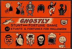 Ghostly Stunt and Fortune Game