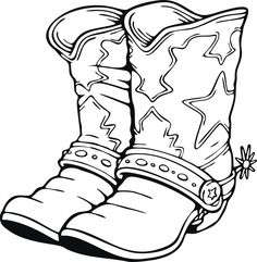 Cowboy Cowgirl Boots Western Rodeo Car Truck Window Vinyl Decal Sticker #Oracal
