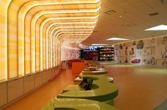 Art of Animation Resort Lobby. Awesome!