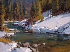 Los grises para paisajes de Scott L. Christensen | Pasión por la pintura al óleo…