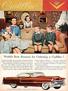 World's Best Reason For Ordering A Cadillac