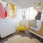 Lovely And Light Scandinavian Style Baby's Nursery Design | Kidsomania