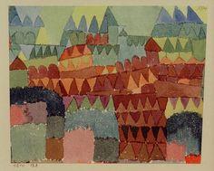 Lieu fortifié Paul Klee