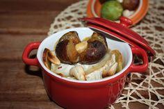 Frittomisto: cucina ed emozioni: Cocotte di patate, bouche de chèvre, fichi ed anac...