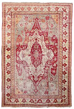 Ghiordes Antique Rug Number 16123, Antique Turkish Rugs | Woven Accents