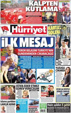 #20160520 #TürkiyeHABER #TURKEY #TurkeyTodayNEWSpapers20160520 Friday MAY 20 2016 http://en.kiosko.net/tr/2016-05-20/ + http://www.trthaber.com/foto-galeri/gazete-mansetleri-20052016/10480/sayfa-11.html <+> #Hürriyet20160520 http://en.kiosko.net/tr/2016-05-20/np/hurriyet.html