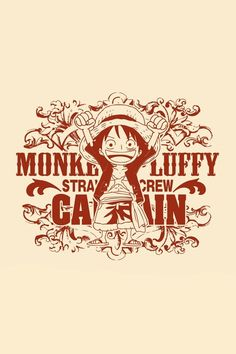 Monkey D. Luffy - One Piece