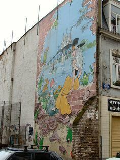 Bruxelles street art #seemybrussels