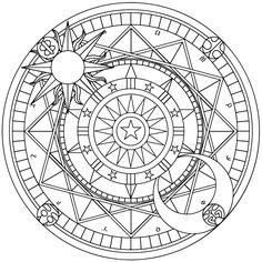 ntsc artifact coloring pages - photo#16