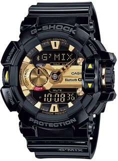 Mens G-Shock G'MIX Bluetooth® SMART GBA-400