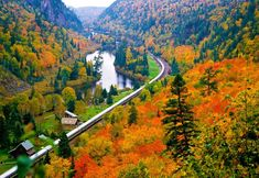 National Geographic Traveler: Canada's 50 Places of a Lifetime. Picture of a train in Agawa Canyon, Ontario, Canada Train Tour, By Train, Places To Travel, Places To See, Vacation Places, Vacation Ideas, Sault Ste Marie, Ontario Travel, Destinations