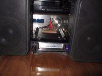 Antiguo pasamagazine stereo 8 track Toshiba VP-215 (Made in USA) funcionando Ok, correa nueva, limpieza y desmagnetización del cabezal. Idea...126865382
