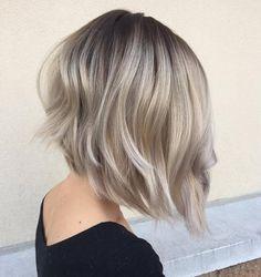 63 Meilleures Images Du Tableau Cheveux Blond Cendré Hair Colors
