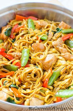 Nutritious Snack Tips For Equally Young Ones And Adults Chicken Lo Mein Homemade Takeout Style My Incredible Recipes Asian Recipes, Healthy Recipes, Ethnic Recipes, Instant Pot Chinese Recipes, Chinese Coleslaw, Chinese Vegetables, Incredible Recipes, Amazing, Asian Cooking