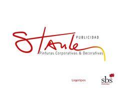 Logo Stanley Publicidad. SBS Publicidad.