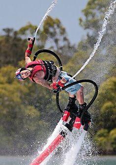 Sunshine Coast Flyboard X-perience #Flyboard #Flyboarding #FlyboardMagazine