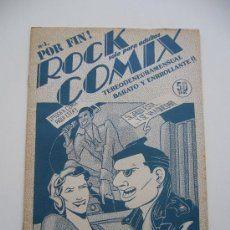 Comic Rock Comix nº 1. Tebeo de Neura Mensual Barato y Enrrollante.Año 1976. Barcelona. Edipress.