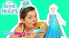 awesome Watch (JOUET) Reine Des Neiges Disney Frozen Elsa Patine et Chante IMC Toys - Démo Jouets